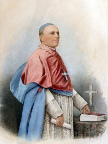 Mgr Charles Theuret