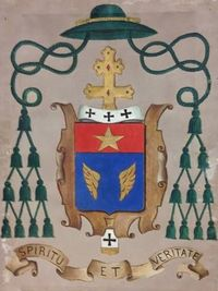 Blason Michel André Latty